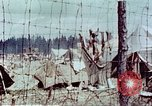 Image of Former POW American airmen at German Stalag 7A prison camp Moosburg Germany, 1945, second 6 stock footage video 65675060144