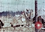 Image of Former POW American airmen at German Stalag 7A prison camp Moosburg Germany, 1945, second 7 stock footage video 65675060144