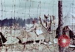 Image of Former POW American airmen at German Stalag 7A prison camp Moosburg Germany, 1945, second 8 stock footage video 65675060144