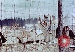 Image of Former POW American airmen at German Stalag 7A prison camp Moosburg Germany, 1945, second 10 stock footage video 65675060144