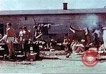 Image of Former American airmen prisoners of war at Stalag 7A prison camp Moosburg Germany, 1945, second 11 stock footage video 65675060146