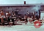 Image of Former American airmen prisoners of war at Stalag 7A prison camp Moosburg Germany, 1945, second 12 stock footage video 65675060146