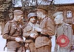 Image of woman soldier of Red Army Torgau Germany, 1945, second 10 stock footage video 65675060151