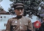 Image of Russian soldiers Torgau Germany, 1945, second 5 stock footage video 65675060152