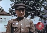 Image of Russian soldiers Torgau Germany, 1945, second 6 stock footage video 65675060152