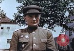 Image of Russian soldiers Torgau Germany, 1945, second 7 stock footage video 65675060152