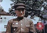Image of Russian soldiers Torgau Germany, 1945, second 8 stock footage video 65675060152