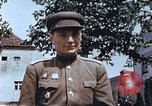 Image of Russian soldiers Torgau Germany, 1945, second 9 stock footage video 65675060152