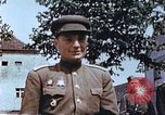 Image of Russian soldiers Torgau Germany, 1945, second 10 stock footage video 65675060152