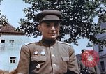 Image of Russian soldiers Torgau Germany, 1945, second 11 stock footage video 65675060152
