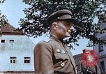 Image of Russian soldiers Torgau Germany, 1945, second 12 stock footage video 65675060152