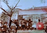 Image of Russian soldiers Torgau Germany, 1945, second 6 stock footage video 65675060153