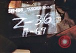 Image of B-26 Marauder bomber plane Germany, 1945, second 2 stock footage video 65675060160