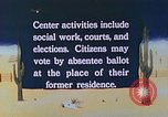 Image of Japanese-American citizens United States USA, 1942, second 2 stock footage video 65675060162