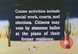 Image of Japanese-American citizens United States USA, 1942, second 7 stock footage video 65675060162