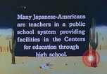 Image of Japanese-American citizens United States USA, 1942, second 2 stock footage video 65675060164