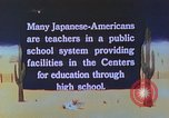 Image of Japanese-American citizens United States USA, 1942, second 7 stock footage video 65675060164