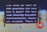 Image of Japanese-American citizens United States USA, 1942, second 4 stock footage video 65675060165