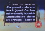 Image of Japanese-American citizens United States USA, 1942, second 5 stock footage video 65675060165