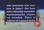 Image of Japanese-American citizens United States USA, 1942, second 7 stock footage video 65675060165
