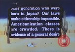 Image of Japanese-American citizens United States USA, 1942, second 8 stock footage video 65675060165