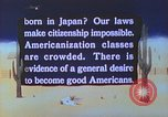 Image of Japanese-American citizens United States USA, 1942, second 11 stock footage video 65675060165