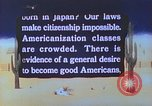 Image of Japanese-American citizens United States USA, 1942, second 12 stock footage video 65675060165