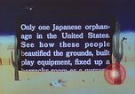 Image of Japanese-American kids United States USA, 1942, second 4 stock footage video 65675060167