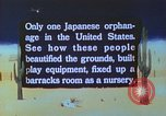 Image of Japanese-American kids United States USA, 1942, second 7 stock footage video 65675060167
