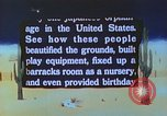 Image of Japanese-American kids United States USA, 1942, second 10 stock footage video 65675060167