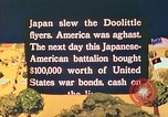 Image of Japanese-American soldiers United States USA, 1943, second 3 stock footage video 65675060171