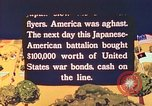 Image of Japanese-American soldiers United States USA, 1943, second 6 stock footage video 65675060171