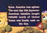 Image of Japanese-American soldiers United States USA, 1943, second 8 stock footage video 65675060171