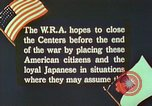 Image of Efforts to find employment and resettle Japanese-Americans in WW II California United States USA, 1943, second 5 stock footage video 65675060174