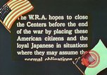 Image of Efforts to find employment and resettle Japanese-Americans in WW II California United States USA, 1943, second 7 stock footage video 65675060174