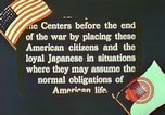 Image of Efforts to find employment and resettle Japanese-Americans in WW II California United States USA, 1943, second 11 stock footage video 65675060174