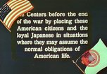 Image of Efforts to find employment and resettle Japanese-Americans in WW II California United States USA, 1943, second 12 stock footage video 65675060174
