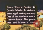 Image of Japanese-American nurses Ganado Arizona USA, 1944, second 9 stock footage video 65675060178