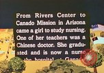 Image of Japanese-American nurses Ganado Arizona USA, 1944, second 10 stock footage video 65675060178