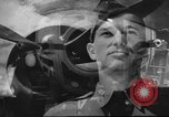 Image of Women Air Force Service Pilots United States USA, 1943, second 1 stock footage video 65675060180