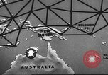 Image of B-25 Mitchell bomber planes Pacific Ocean, 1943, second 3 stock footage video 65675060186