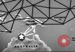 Image of B-25 Mitchell bomber planes Pacific Ocean, 1943, second 4 stock footage video 65675060186