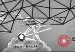 Image of B-25 Mitchell bomber planes Pacific Ocean, 1943, second 5 stock footage video 65675060186