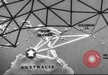 Image of B-25 Mitchell bomber planes Pacific Ocean, 1943, second 6 stock footage video 65675060186