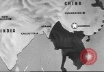 Image of B-24 Liberator bomber planes China, 1943, second 3 stock footage video 65675060192