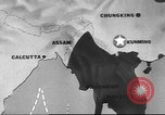 Image of B-24 Liberator bomber planes China, 1943, second 4 stock footage video 65675060192