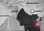 Image of B-24 Liberator bomber planes China, 1943, second 6 stock footage video 65675060192