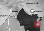 Image of B-24 Liberator bomber planes China, 1943, second 8 stock footage video 65675060192