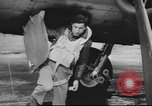 Image of B-17 Flying Fortress bomber European Theater, 1943, second 3 stock footage video 65675060194
