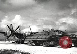 Image of B-29 Superfrotress planes Saipan Northern Mariana Islands, 1945, second 9 stock footage video 65675060196